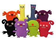 Hip & Huggable, Uglydolls come in a variety of sizes: Classic, Little, Two foot and Clip-on Keychains.